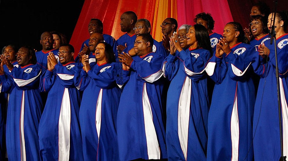 Mississippi Mass Choir | Bildquelle: Malaco Records